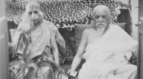 The_mother_sri_aurobindo