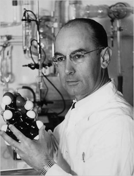 Today in 1943: Albert Hoffman Intentionally Experienced the Effects of LSD